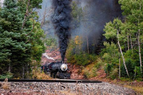 rio grande scenic, furr, steam locomotive