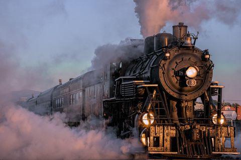 Rio Grande Scenic Steam