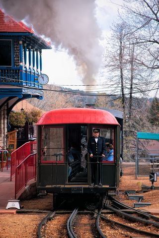 Manitou Pikes Peak Cog Railroad