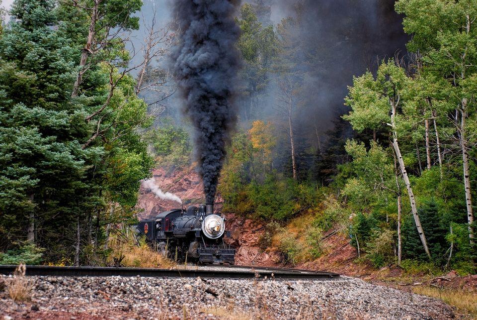 Rio Grande Scenic Railroad Steam