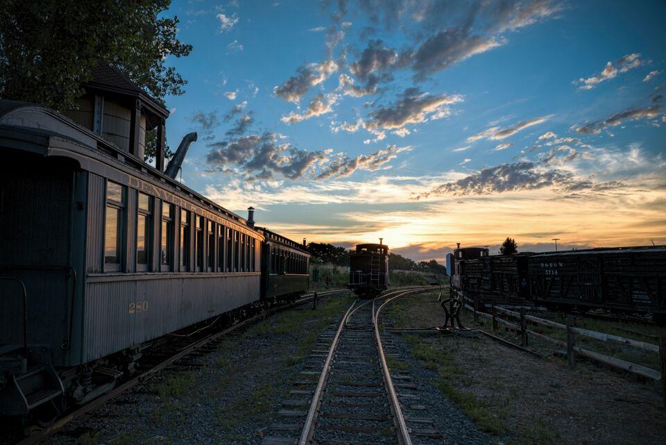 colorado railroad museum golden colorado, railroad museum golden colorado, golden colorado, colorado sunrise, colorful colorado, sunrise, golden
