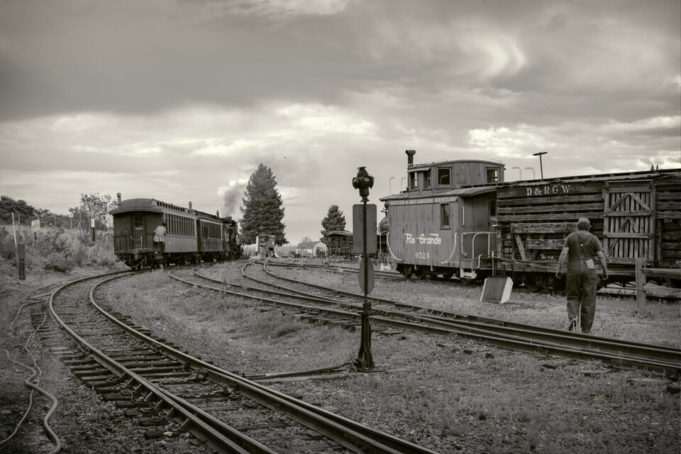 Other Railroad Images of Colorado