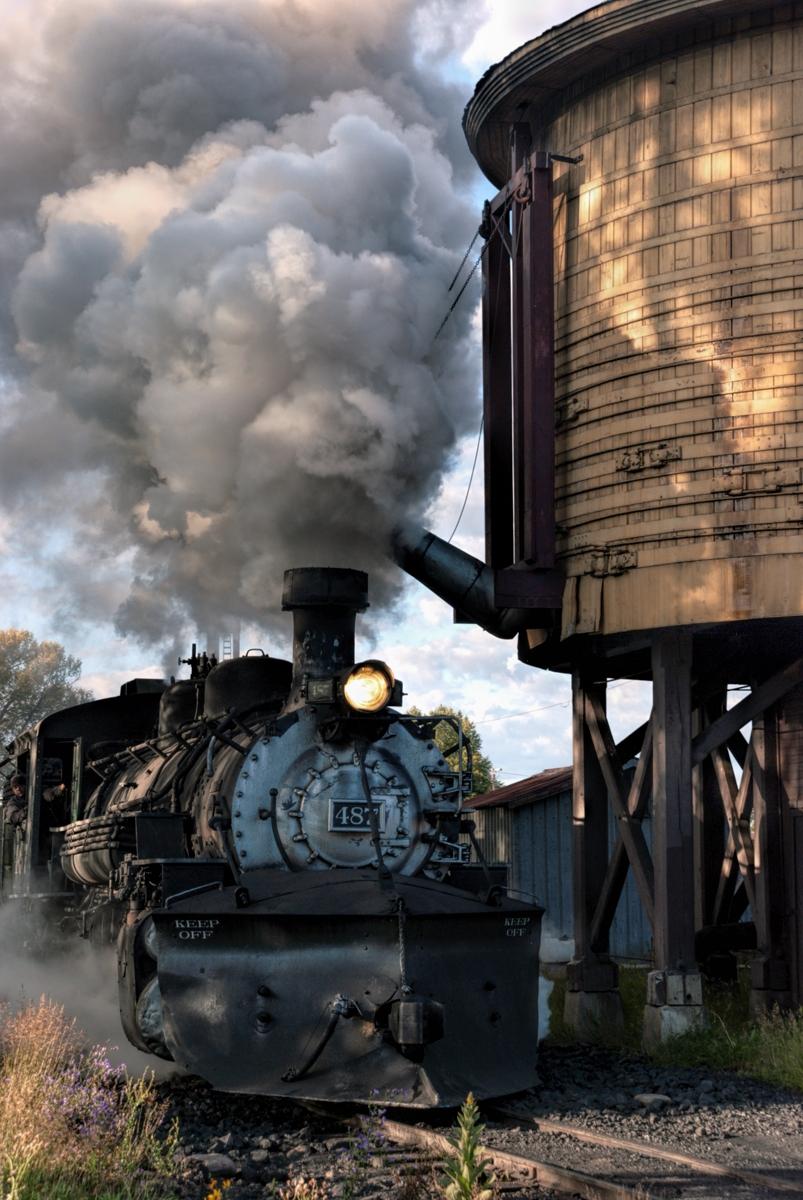 cumbres toltec scenic railroad, cumbres toltec railroad, cumbres toltec, chama new mexico, antonito colorado, osier, narrow gauge, narrow gauge passenger train, photo