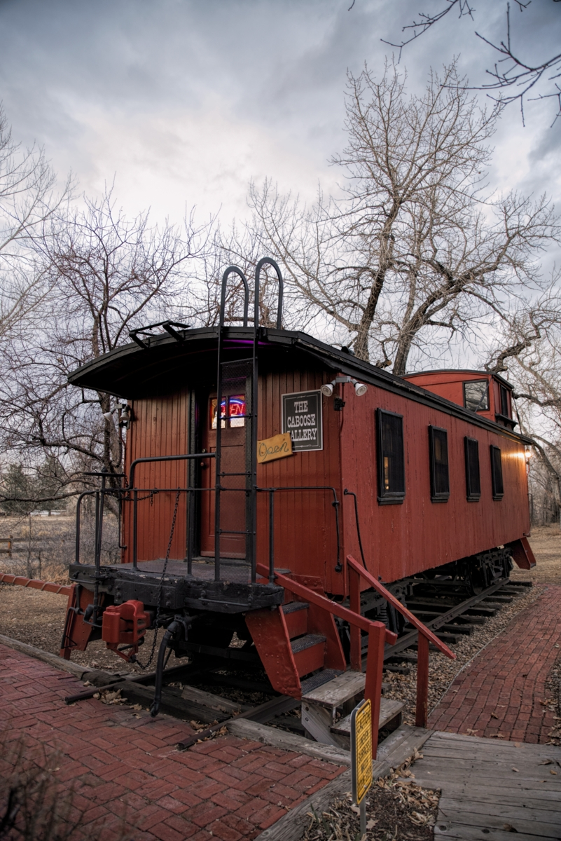 the caboose gallery, caboose gallery, littleton colorado, photo