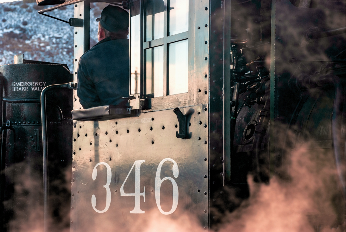 c19 346, denver rio grande, colorado railroad museum, photo