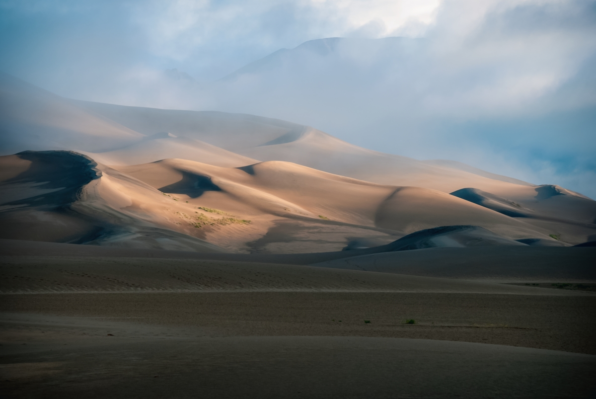 sanddunes, greatsanddunes, nationalpark, colorado, sand, dunes, photo
