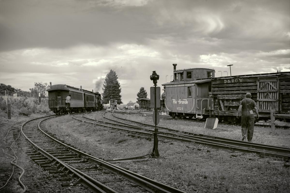 colorado railroad museum golden colorado, railroad museum golden, golden colorado,  last train, caboose, colorado narrow gauge, colorado history, photo